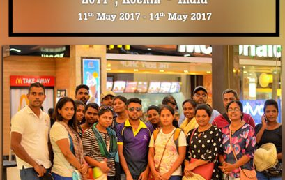 FGS Staff International Outbound Training 2017