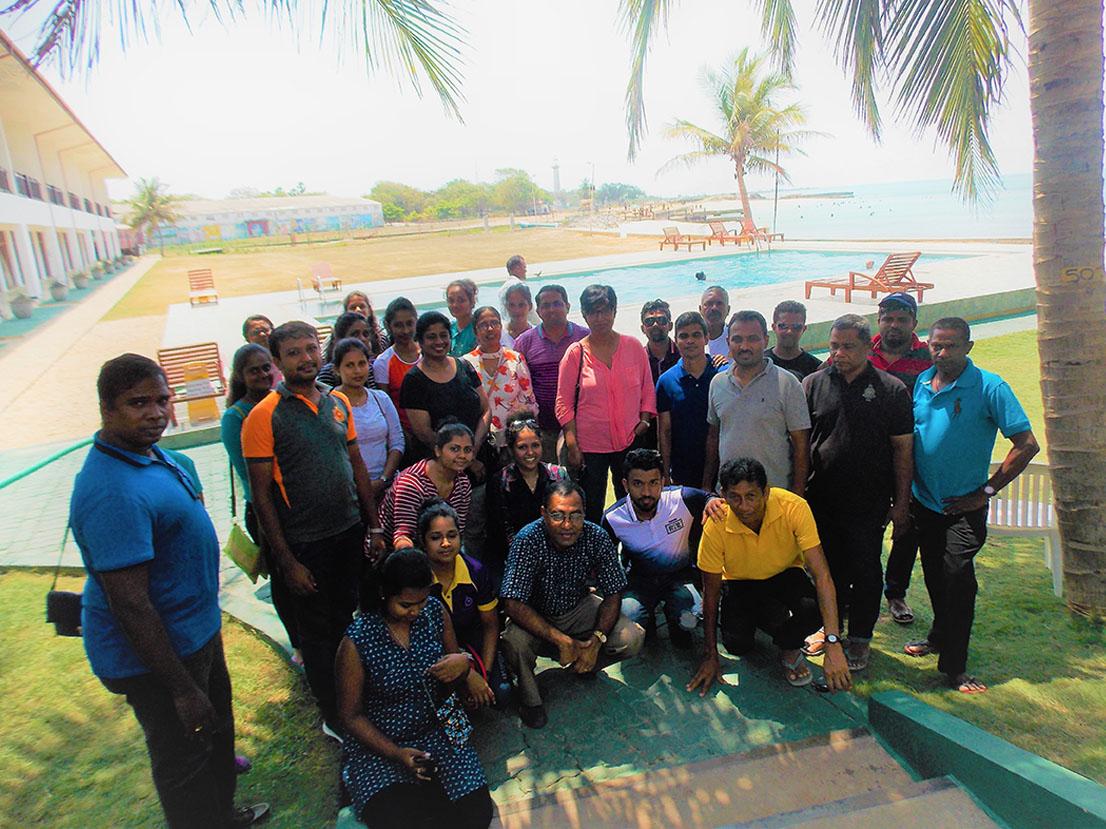 Fgs Annual Staff Trip Visit To Jaffna Fgs