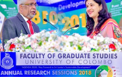 Annual Research Sessions 2018