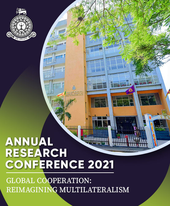 Annual Research Conference 2021